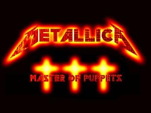 Metallica Master of Puppets v2