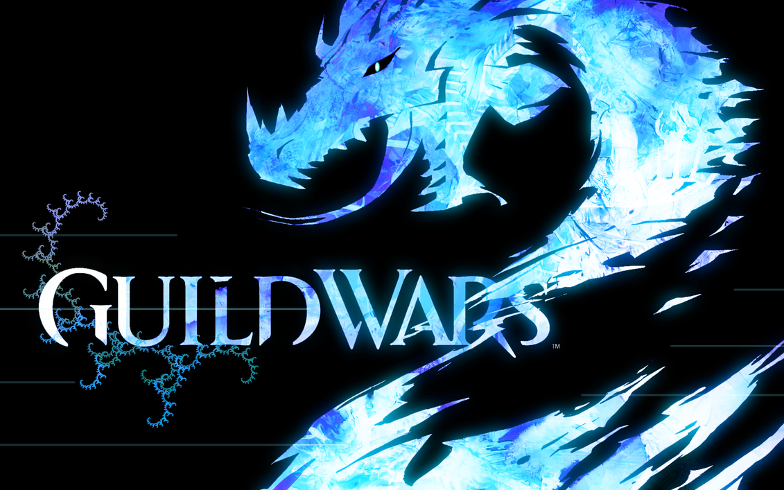 Blue GW2 logo by Frostmork on DeviantArt View Icon 16x16 Png