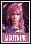 Final Fantasy XIII 13 - Lightning