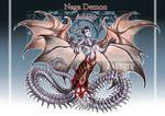 Naga Demon Adopt (CLOSED) PayPal (Set price)
