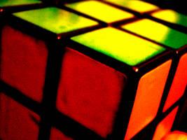Rubik by teddycheese