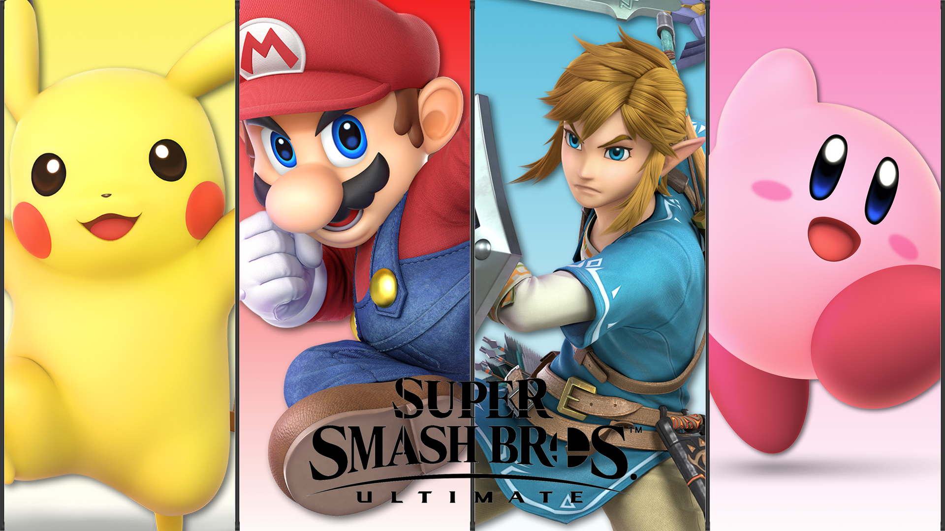 Super Smash Bros Ultimate Wallpaper 1 By 64smashmaster3ds On