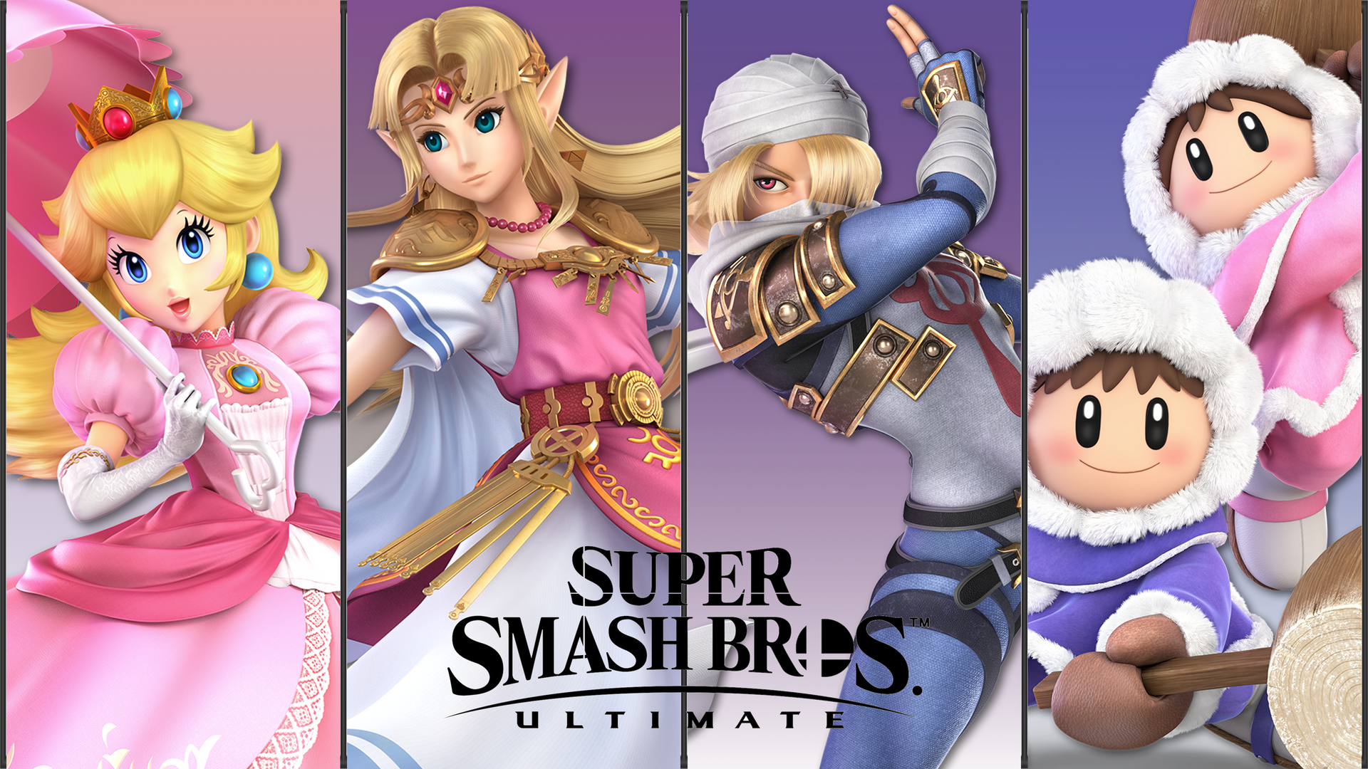Super Smash Bros Ultimate Wallpaper 4 By 64smashmaster3ds On