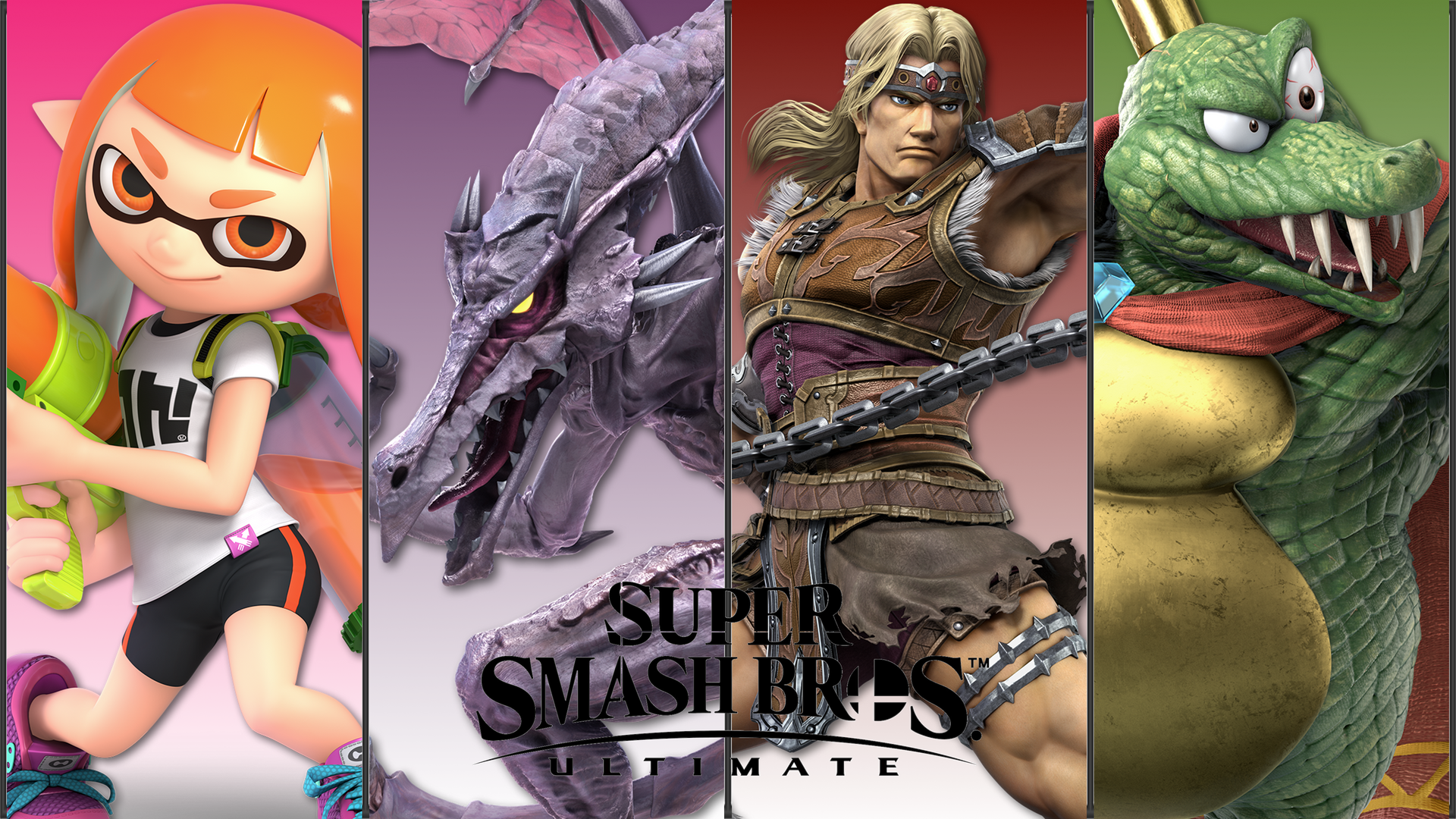 Super Smash Bros Ultimate Wallpaper 15 By 64smashmaster3ds On