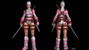 Gwenpool (Contest of Champions)