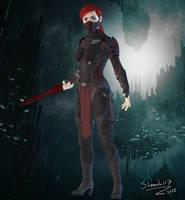 MK11- Skarlet (Future Blood)