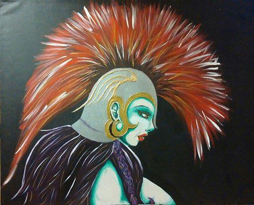Athena by Pryze