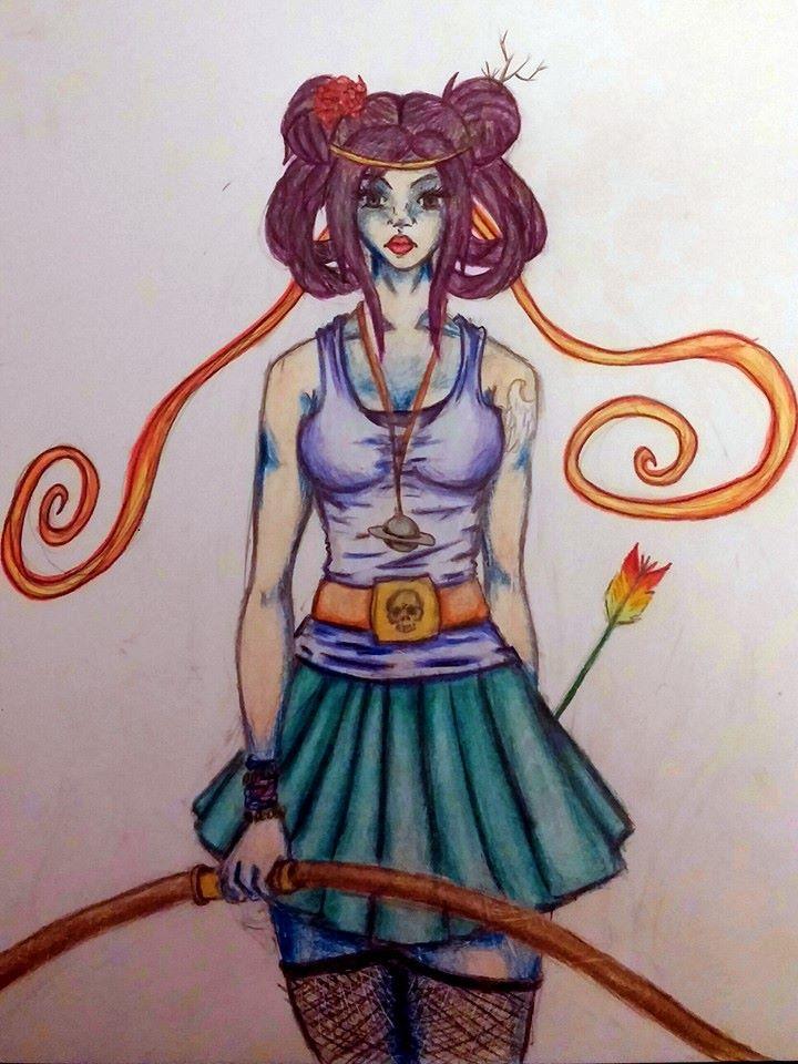 Artemis by Pryze