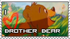 Stamp - Brother Bear by HavickArt