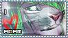Comission stamp: Adam by HavickArt