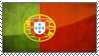 Stamp Flag Portugal by HavickArt