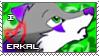 Stamp  erkal by HavickArt