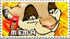 commission stamp Mema by HavickArt