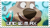 Unclemax free stamp by HavickTheLion