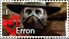 Erron stamp commission  91 by HavickArt