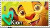 free stamp Kion by HavickArt