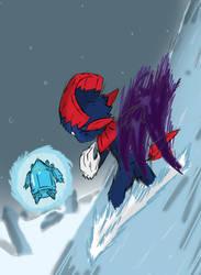 Ice Brawl by itamachi