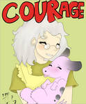 Muriel and Courage.