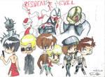More Resident Evil shit