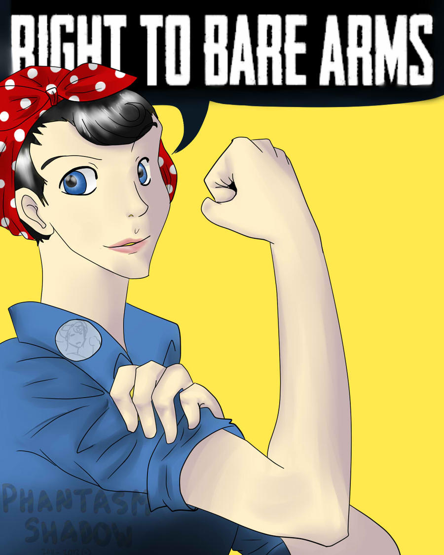 UPDATED AGAIN Right To Bare Arms.