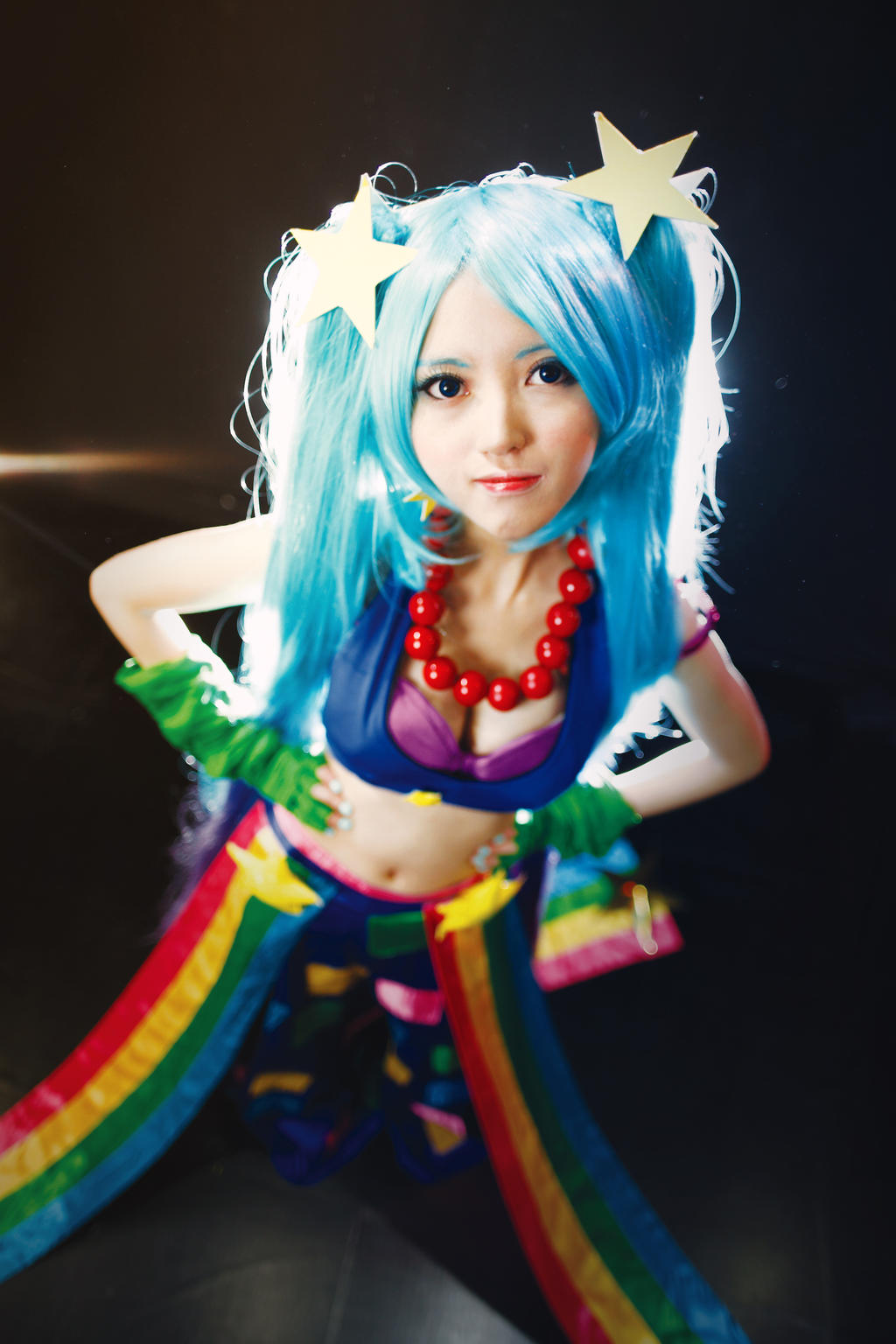 legends cosplay sona of League