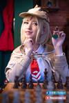 HololiveEN amelia cosplay