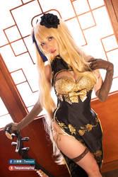 Tony's The Golden Lotus Jin Lian cosplay