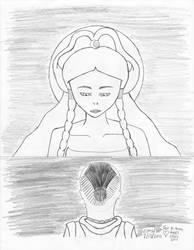 K-tara's Valentine's Sketch