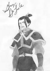 Grey Delisle - Princess Azula