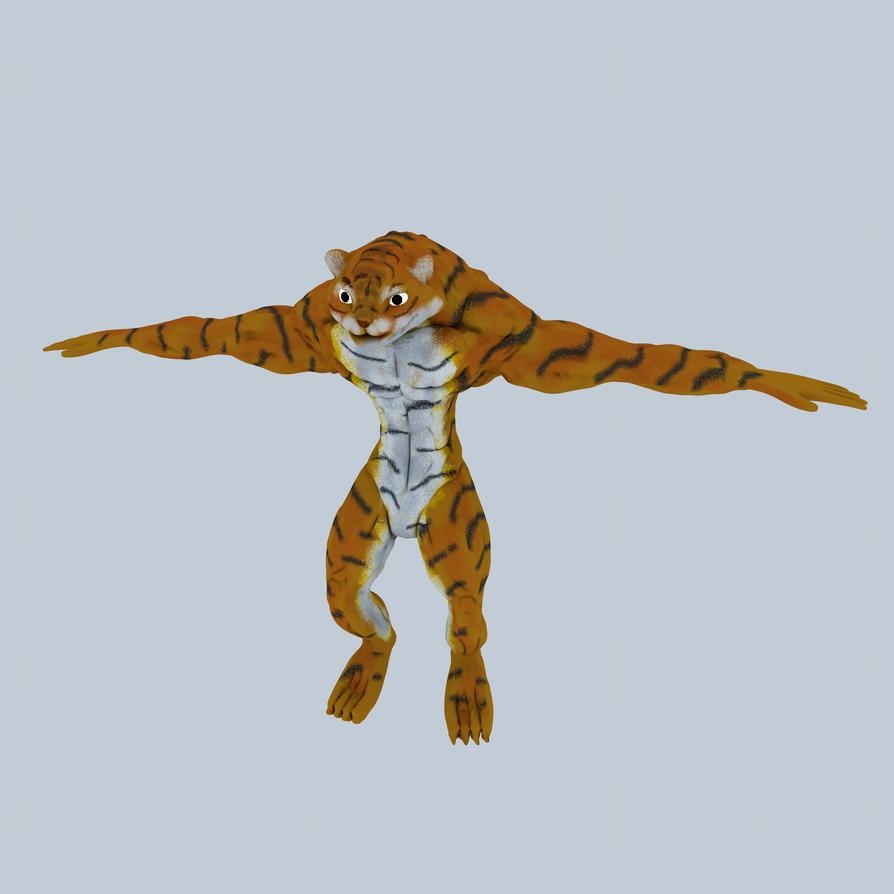 Tigre 0014 by truepardox