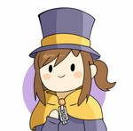 Hat Kid - A Hat in Time