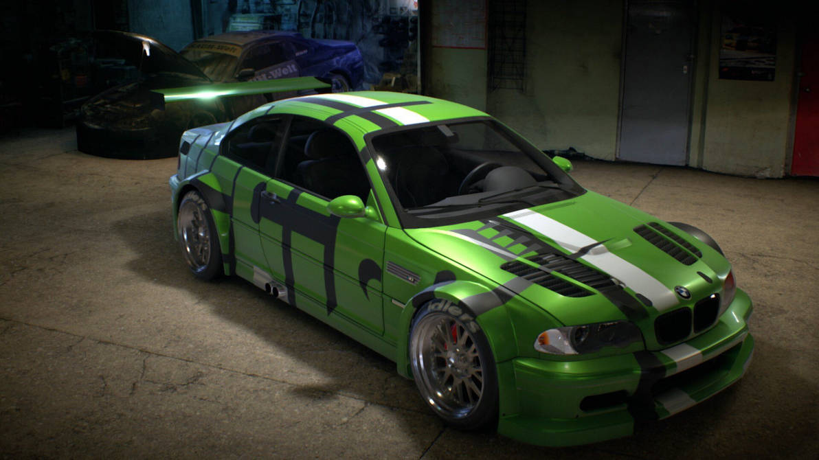 Kenjis New Bmw M3 E46 Gtr Front By Mrnobody1286 On Deviantart