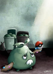 Trubbish by Liaelin
