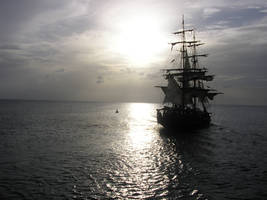 Pirate Ship by angelina-ballerina12
