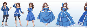 Commision: TG Sequence Princess