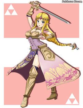 Hyrule Warriors: Princess Zelda