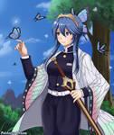 Lucina Kocho (Fire emblem x Kimetsu no Yaiba)