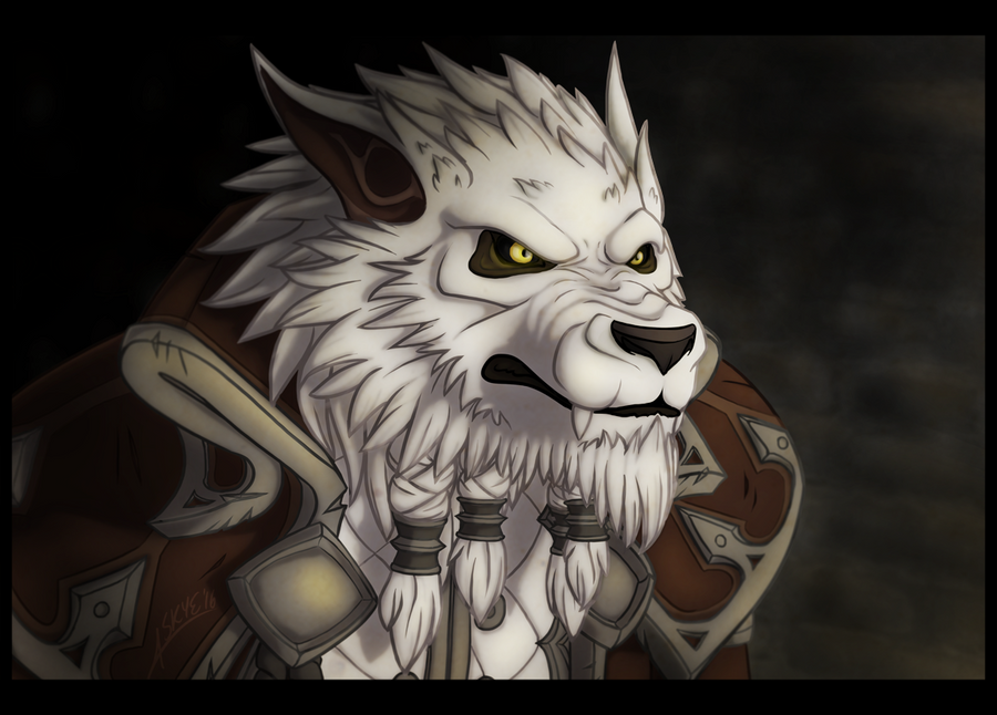 Genn Greymane - World of Warcraft - 588.2KB