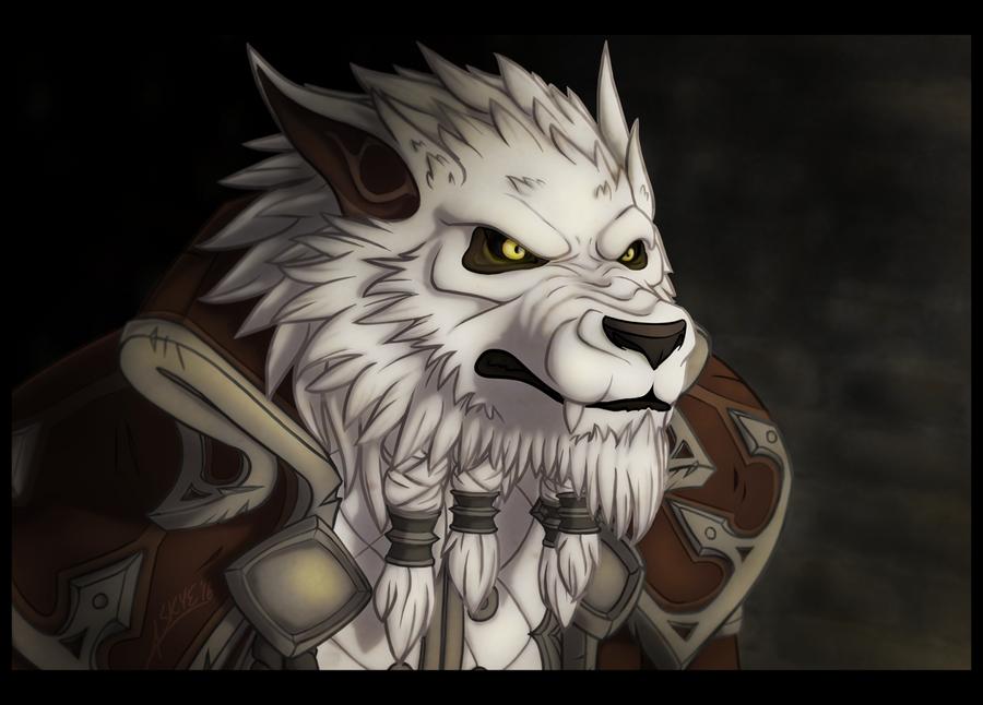 Genn Greymane - World of Warcraft by AshSkye on DeviantArt