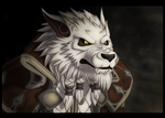 Genn Greymane - World of Warcraft