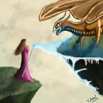 agnes and Dragon