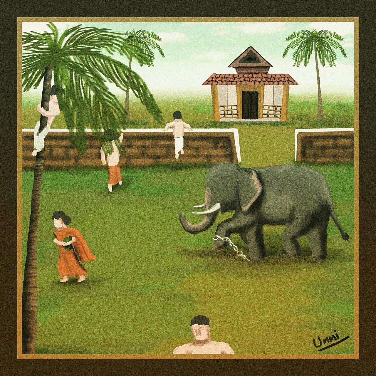 temple Run by unnibabu