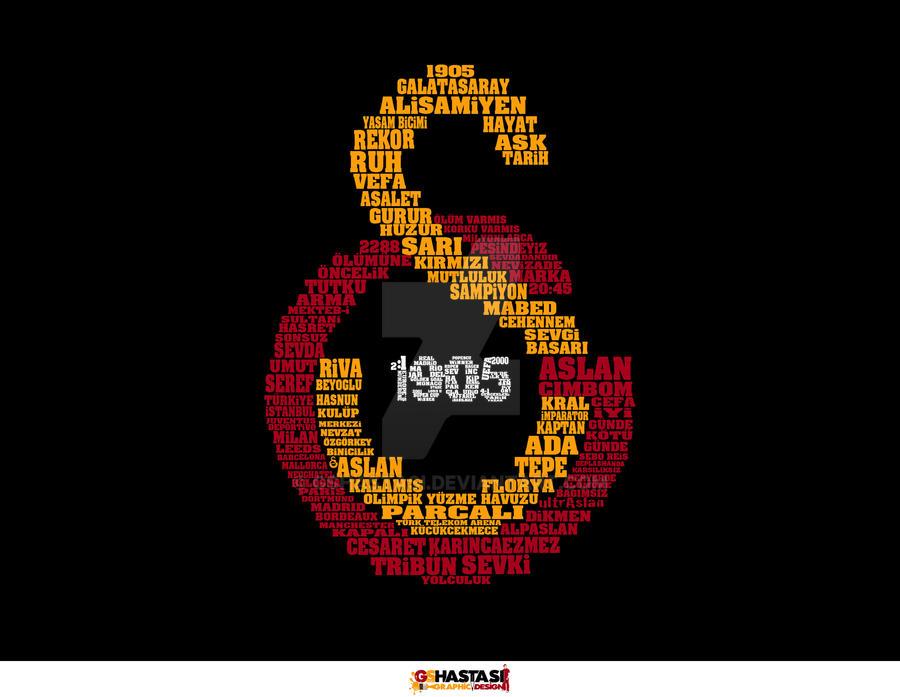Galatasaray anlami Amblem by GShastasi