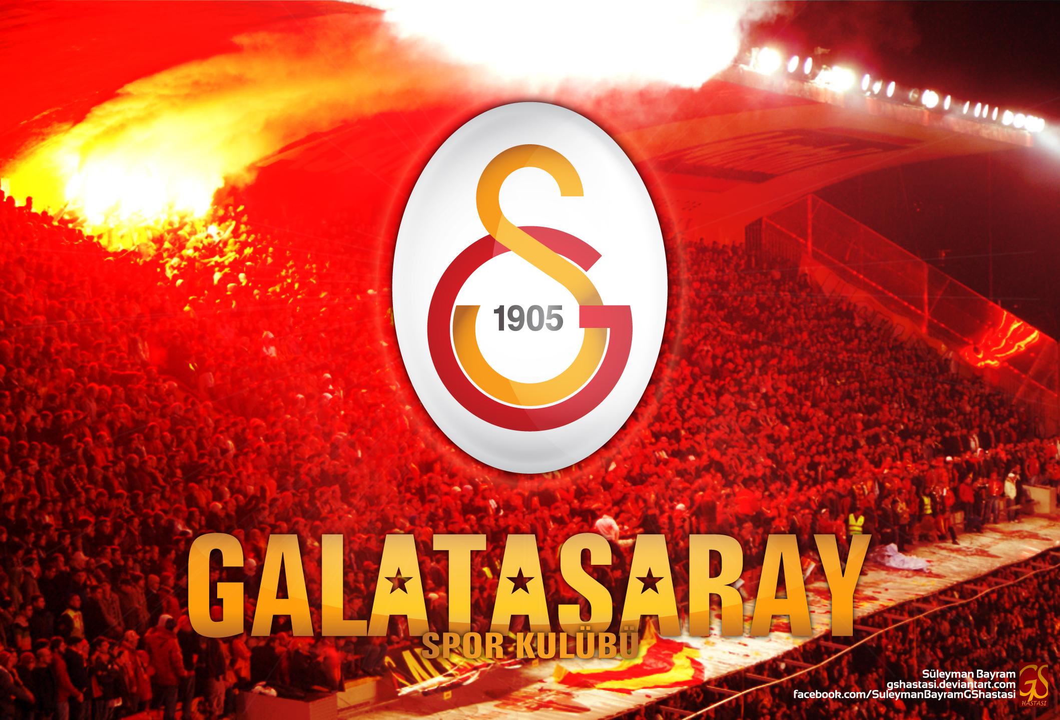 galatasaray sk   samiyen by gshastasi d4881pp 2013 En Güzel Galatasaray HD Masaüstü Resimleri