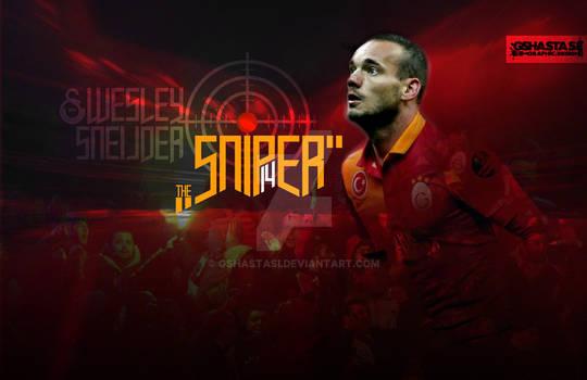 Wesley Sneijder The SNIPER 14