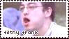 Filthy frank stamp