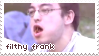 Filthy frank stamp by FlNS