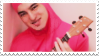 Pink Guy Stamp by FlNS