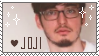 Joji Stamp by FlNS