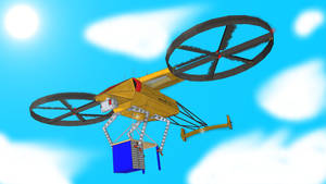 Cargo Drone Libelle